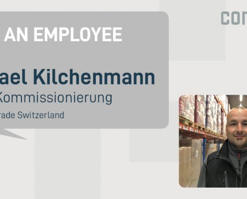 """Michael """"Mike"""" Kilchenmann"""