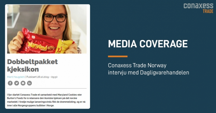 Conaxess Trade Norway